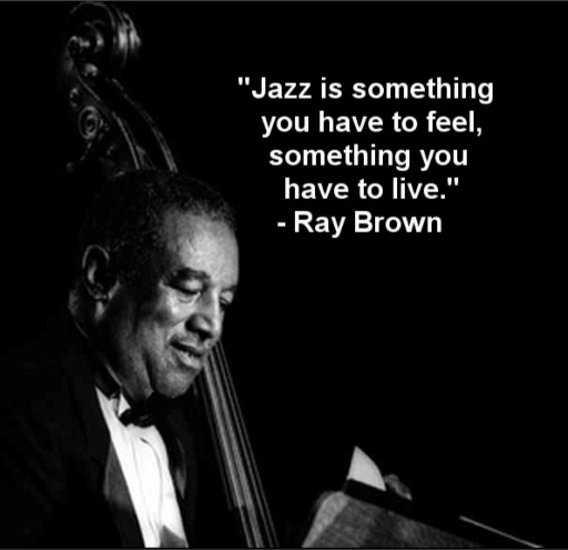 Ray Brown jazz is feelng2.jpg